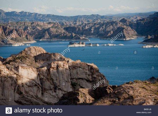 Los Reyunos Dam