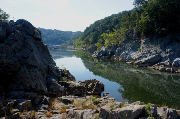 Billy Goat Trail Section A