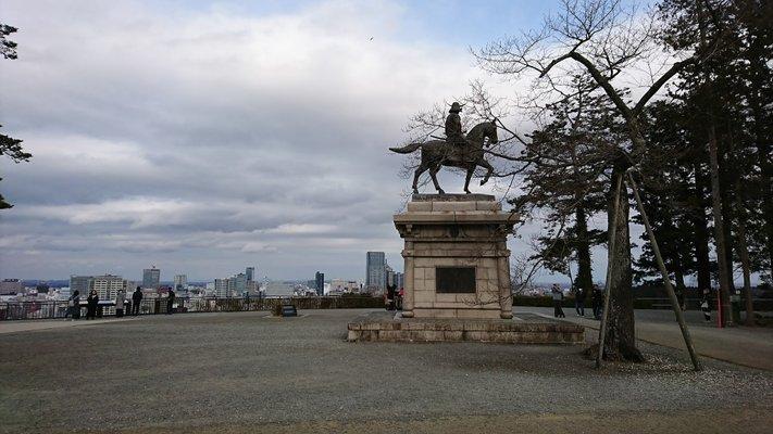 Sendai Castle (Aoba Castle Ruins)