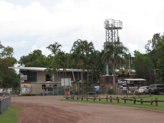 The Darwin Military Museum