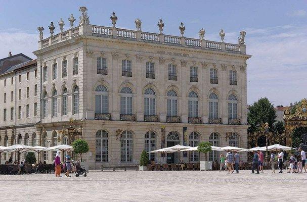Museum of Fine Arts in Nancy