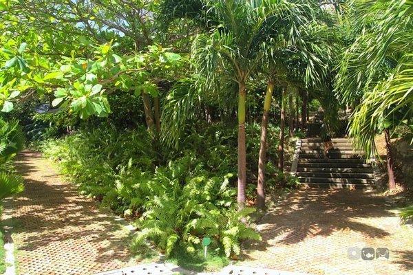Hill Botanical Gardens San Andrés