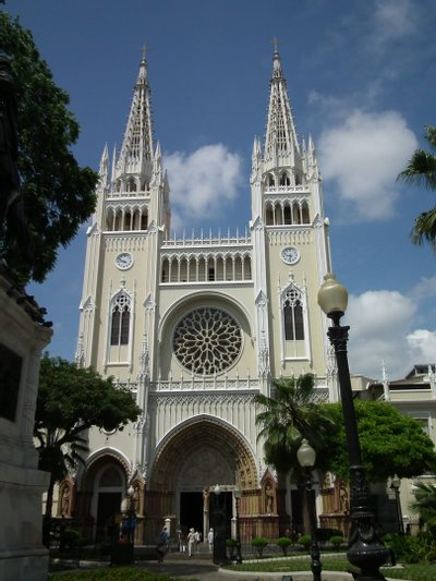 Guayaquil Metropolitan Cathedral