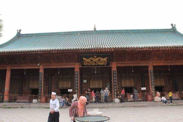 Xi'an Muslim Dasi Residential Quarter