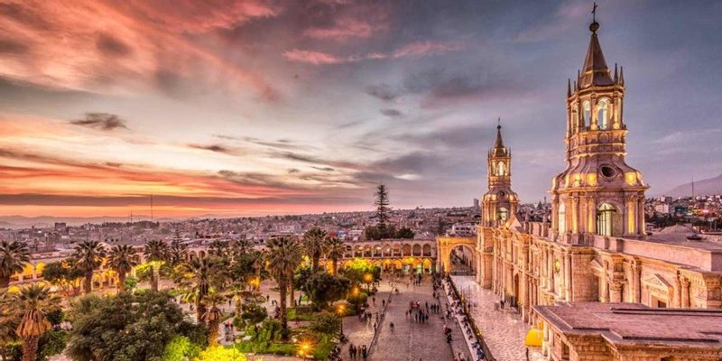 Historical Centre of Arequipa