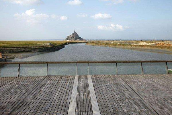 Barrage du Mont Saint Michel