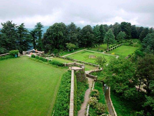 Viceregal Lodge & Botanical Gardens