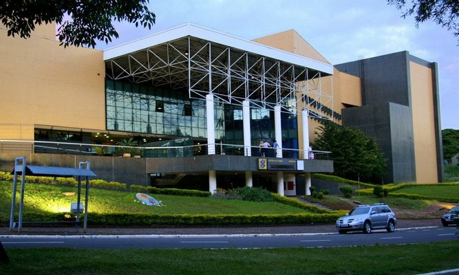 Calil Haddad Theater