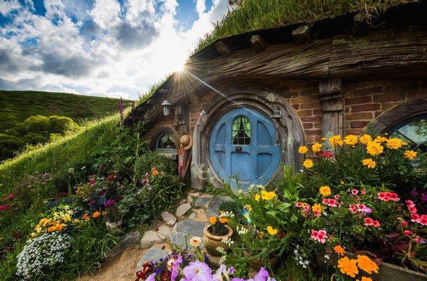 Hobbiton™ Movie Set Tours