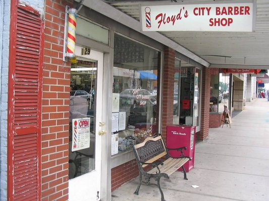 Floyd's City Barber Shop
