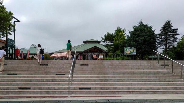 Station Oirase Oirase Roman Park