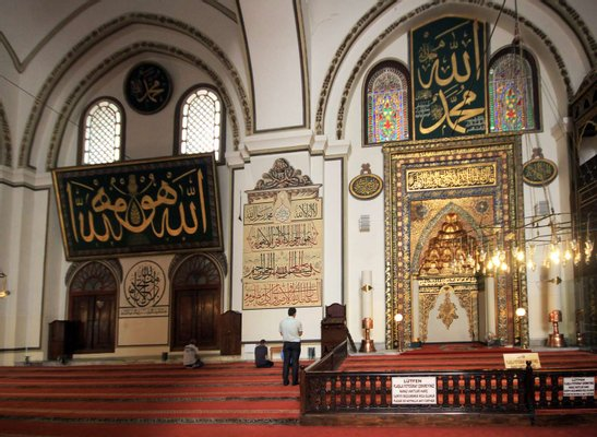 Grand Mosque of Bursa