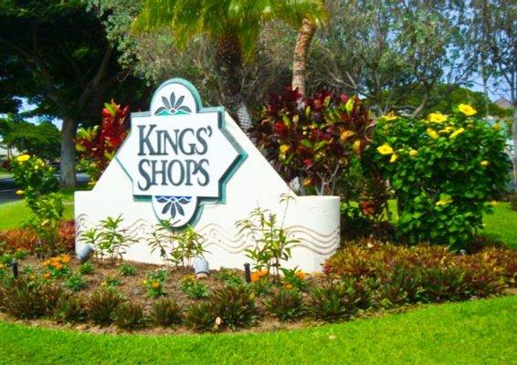 Kings' Shops