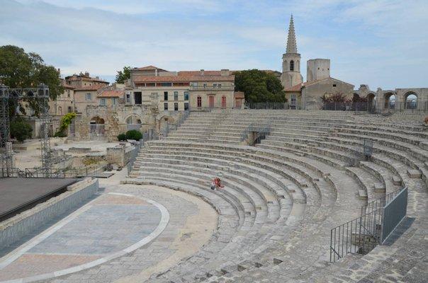 Roman Theatre of Arles