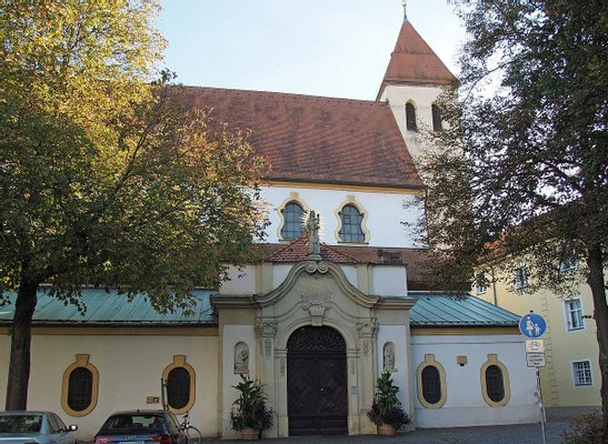 Basilica of the Nativity of Our Lady Regensburg