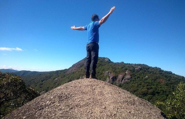 Trilha da Pedra Redonda