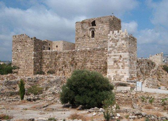 Byblos Citadel