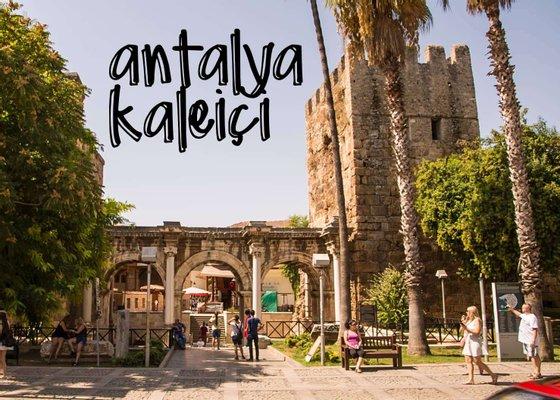 Antalya Kaleiçi (Old Town)