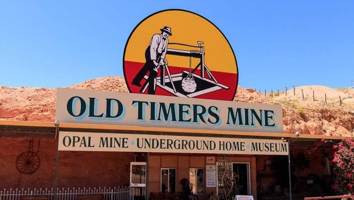 Old Timers Mine & Museum