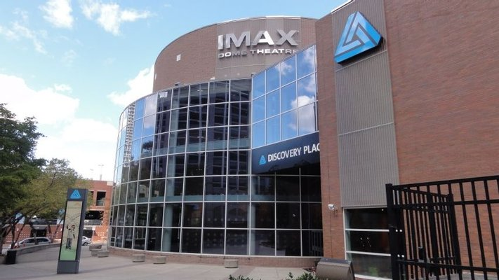IMAX Dome Theatre at Discovery Place Science