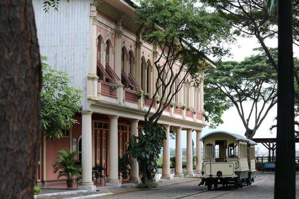 Histórico Guayaquil cantón Samborondón Park