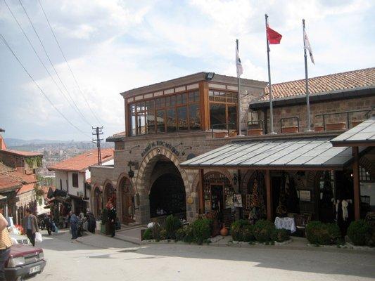 Rahmi M. Koc Museum Ankara