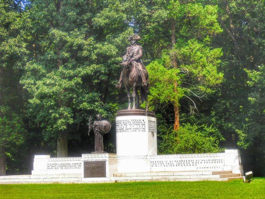 Guilford Courthouse National Military Park
