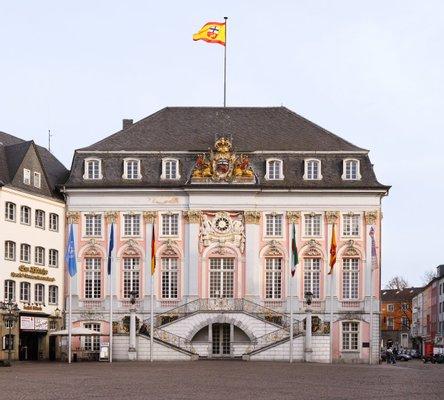 Bundesstadt Bonn – Altes Rathaus
