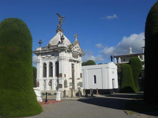 Cemetery of Punta Arenas