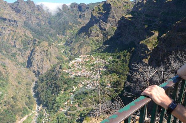 Eira do Serrado Viewpoint