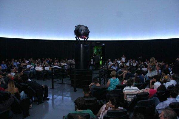 Planetário e Teatro Digital de Santo André - Planetário Johannes Kepler