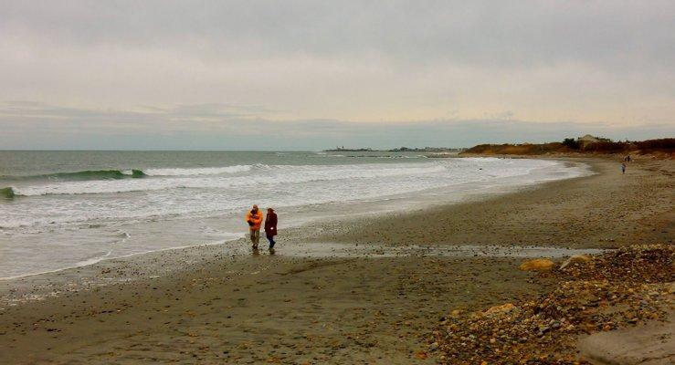 Scarborough State Beach