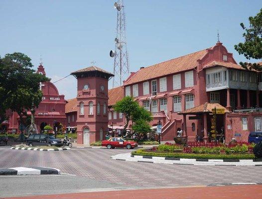 Windmill Dutch Square Melaka