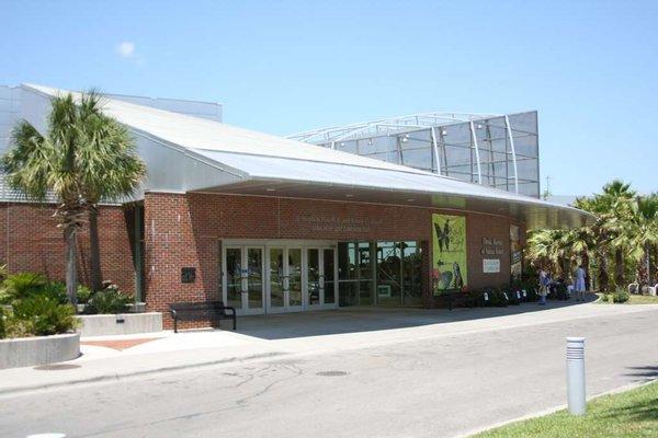 Florida Museum of Natural History-Exhibits