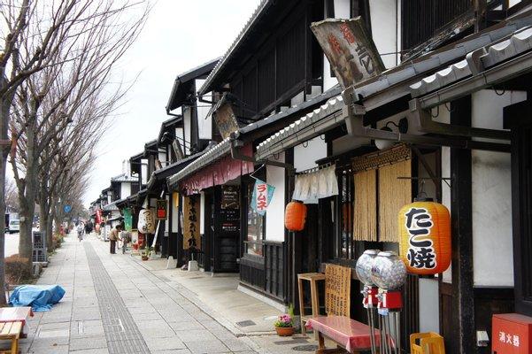 Yume Kyōbashi Castle Road