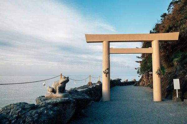 Futamiokitama Shrine