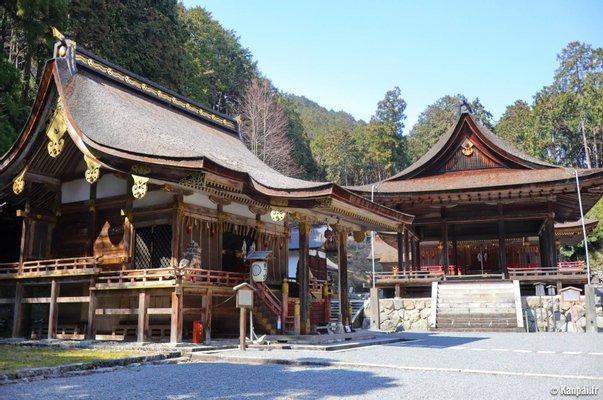 Hiyoshi-Taisha Shrine
