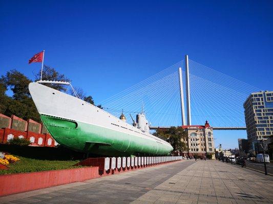 Мемориальная Гвардейская Краснознамённая подводная лодка С-56
