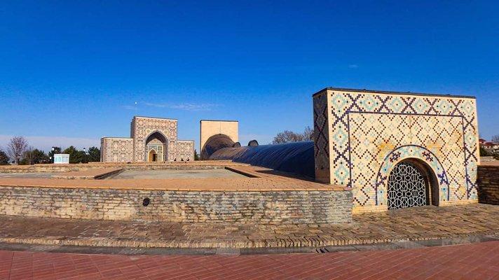 Observatory of Ulugbek Samarkand