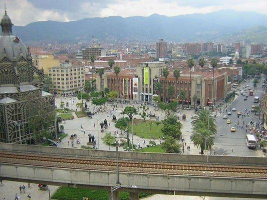 Plaza Botero - Medellín, Antioquia