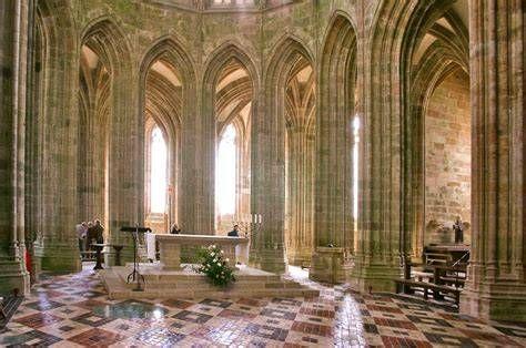 Abbatiale du Mont-Saint-Michel
