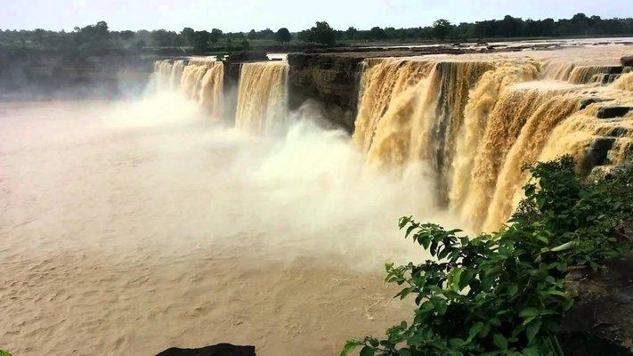 Chitrakote Waterfalls   Niagara Falls Of India