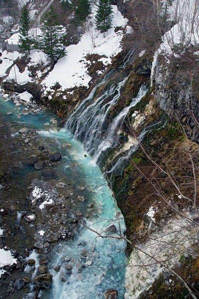 Shirahige Waterfall