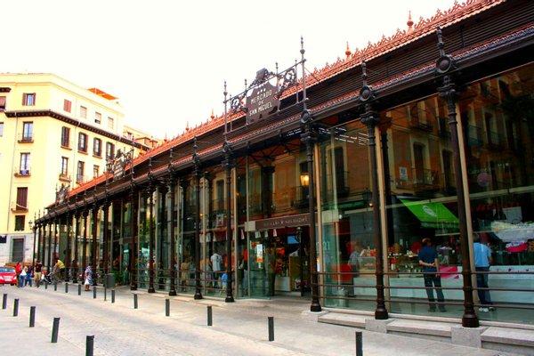 San Miguel Market