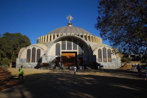 Axum Tsion St. Mary