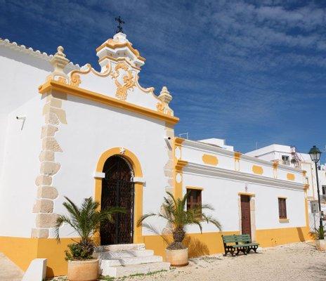 Igreja do divino Salvador - Alvor