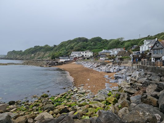 Steephill Cove Chalet
