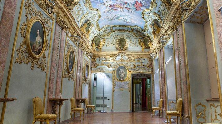 Palazzo Mazzetti - Pinacoteca Civica