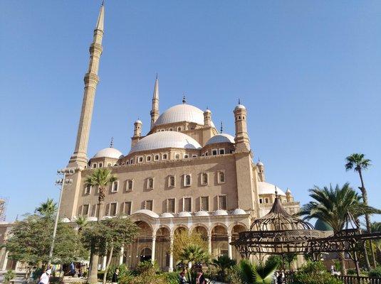 Salah Al-Din Al-Ayoubi Castle, Salah Salem Street, Cairo