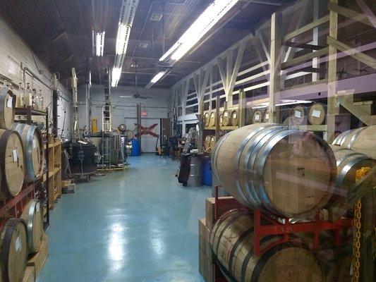 Marlin & Barrel Distillery
